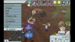 Suikoden Tactics in-game 2