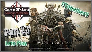 MMo-Ecke | 23 | The Elder Scrolls Online | Together | Cyrodiil?? :(