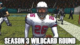WHAT A FEELING - MADDEN 2004 CARDINALS FRANCHISE VS EAGLES WILDCARD ROUND