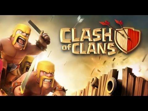 تشغيل لعبة clash of clans على الكمبيوتر