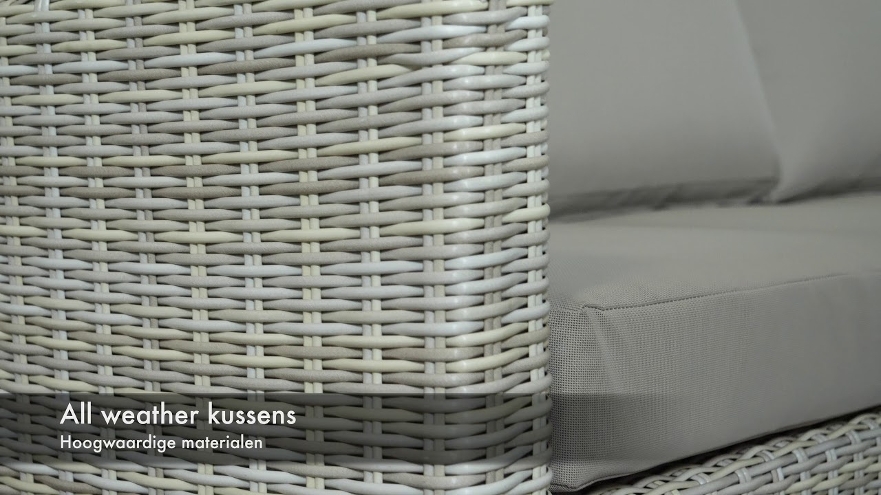 Garden impressions vancouver lounge dining set passion willow