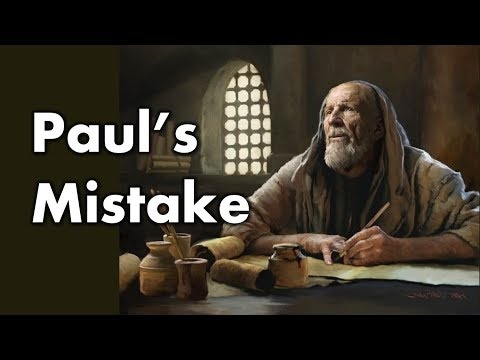 Paul's Mistake - Nader Mansour