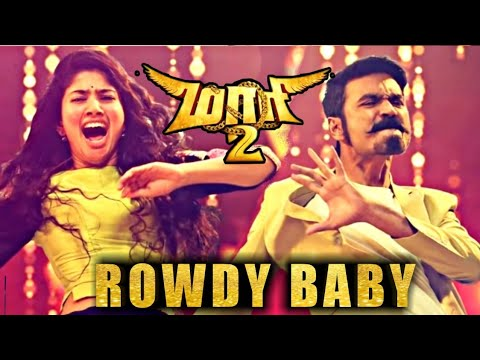 Maari 2 - ROWDY BABY Song Lyric Video   Reaction   Dhanush   Sai Pallavi   Yuvan Shankar Raja
