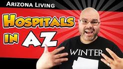 Hospitals in Arizona