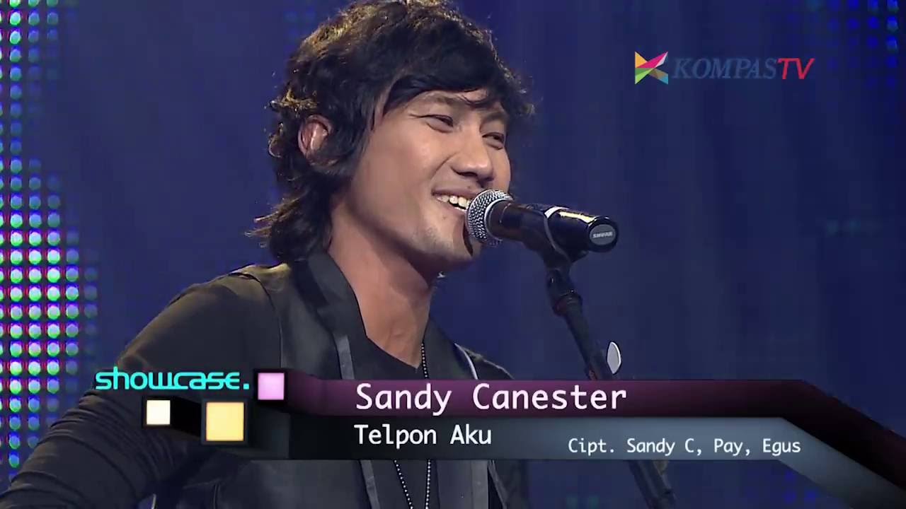 sandy canester telepon aku