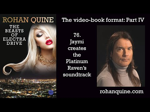 rohan-quine,-the-beasts-of-electra-drive,-76-jaymi-creates-the-platinum-raven's-soundtrack