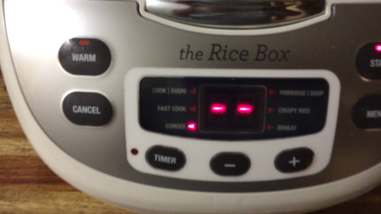 cook congee by breville rice cooker & cook congee by breville rice cooker - YouTube Aboutintivar.Com