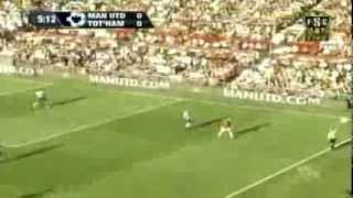 Cristiano Ronaldo Vs Tottenham Hotspur Home (English Commentary) - 06-07 By CrixRonnie