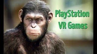 TOP 11 UPCOMING NEW PlayStation VR Games of 2018 ( PS4 Games VR 2018 ) 🎮💪🏖️