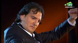 """Luis Peña y Raúl """"El Perla"""". Cante y baile por bulerias. Foro Flamenco Andalucía Televisión (ATV)"""
