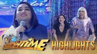 It's Showtime Miss Q & A: Candidate no. 2 wows Vice Ganda and Anne Curtis thumbnail
