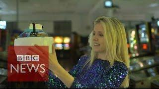 CES 2016: BBC reporter breaks 'world's safest drone' - BBC News