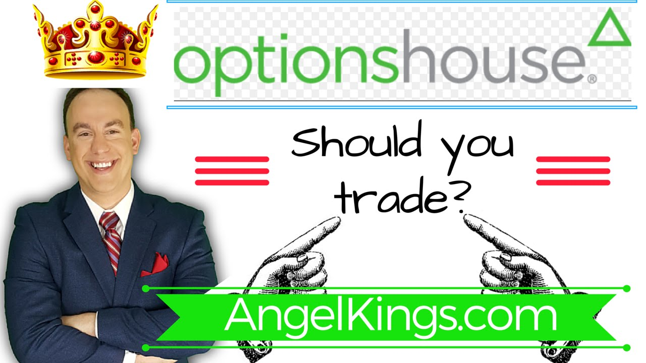 Optionshouse trading platform tutorial top 3 binaire for Option house com