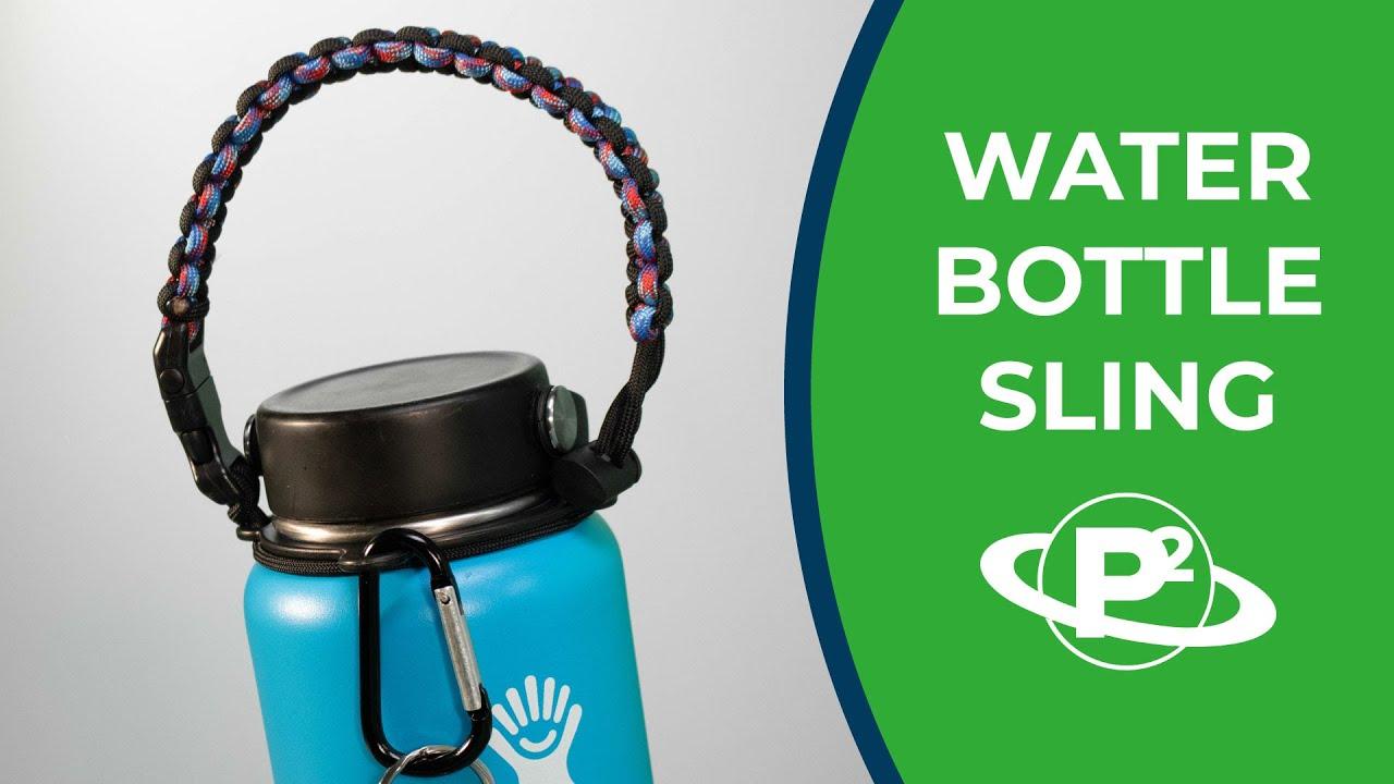 Paracord Water Bottle Handle