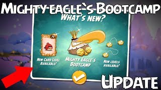 Angry Birds 2 : Update Mighty Eagle