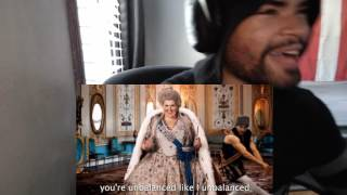 Alexander the Great vs Ivan the Terrible - Epic Rap Battles of History Season 5 REACTION!!!