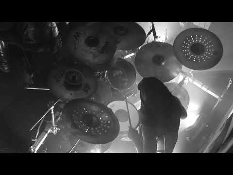 Uada - TREVOR MATTHEWS Drum Cam - live at Union 9/1/2017