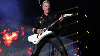 METALLICA - Hardwired live in Lollapalooza, Brazil - 25 March 2017