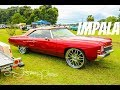1972 Chevy Impala vert on Asanti Wheels in HD (must see)