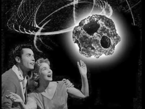Mock 50s Scifi Newsreel for Musical Theatre Production