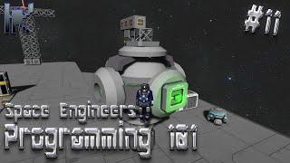 Space Engineers Programming 101 - Rotating Reactor Script