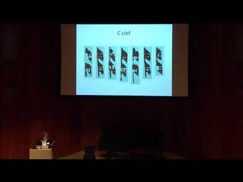 Jennifer Bain - Optical Music Recognition - correcting machine reading outputs