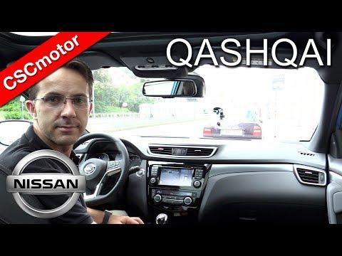 Nissan Qashqai 2018 Primer contacto en carretera