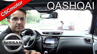 Nissan Qashqai - 2018   Primer contacto en carretera