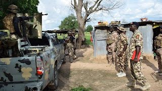 Boko Haram attack in NE Nigeria, military death toll hits 48