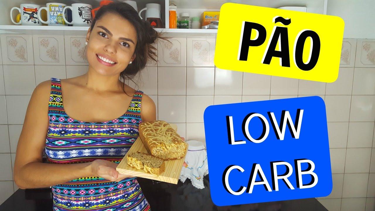 Cafe da manha para dieta low carb