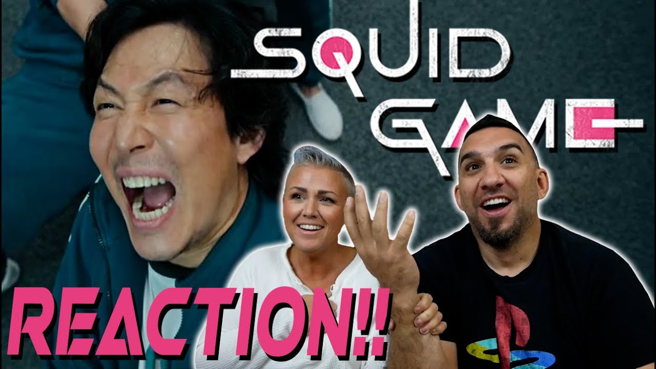 Download Squid Game Episode 4 'Stick to the Team' REACTION & REVIEW!!
