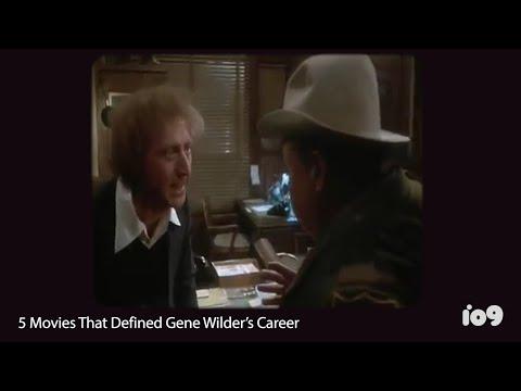 Five Movies That Defined Gene Wilder