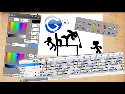 Tutorial 10 imparare vectorian giotto youtube.