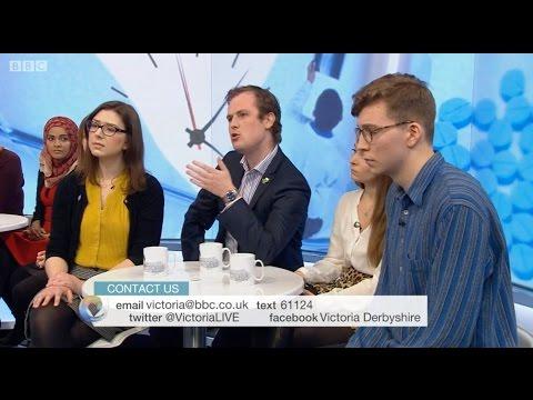 College of Paramedics talks about Junior Doctors' Strike on Victoria Derbyshire. 12th Jan 2016