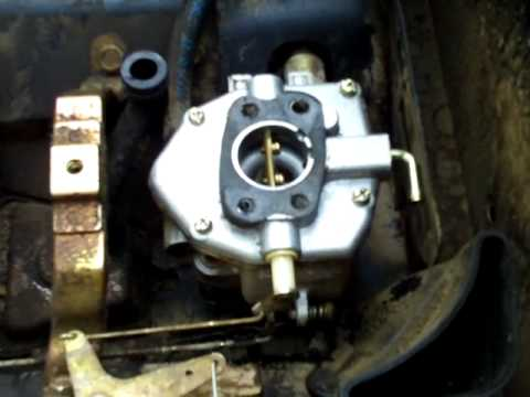 Cub Cadet 1641 Carb fixed YouTube