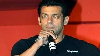 Salman khan insults a reporter in public
