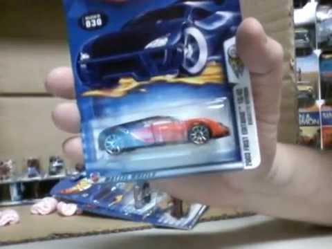 hot wheels ebay find 72 cars plus bugatti veyron youtube. Black Bedroom Furniture Sets. Home Design Ideas