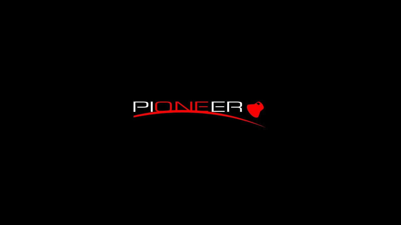 pioneer logo. pioneer one logo concept v3 with capsule - hd