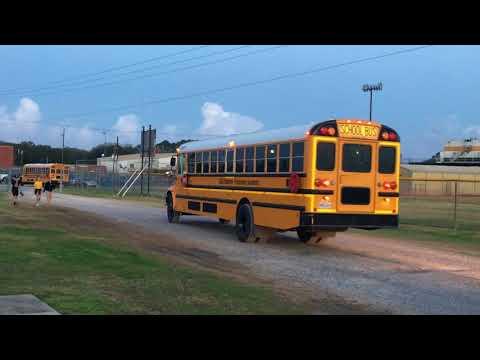 Madison Preparatory Academy (Bus 369 Leaving a Baseball Game)
