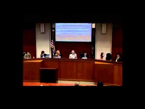 BESE committee meeting, Administration & Finance, October 14, 2014