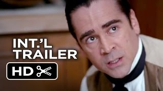 Miss Julie International TRAILER 1 (2014) - Colin Farrell, Jessica Chastain Drama HD