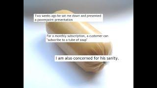 Soup Tube Boyfriend