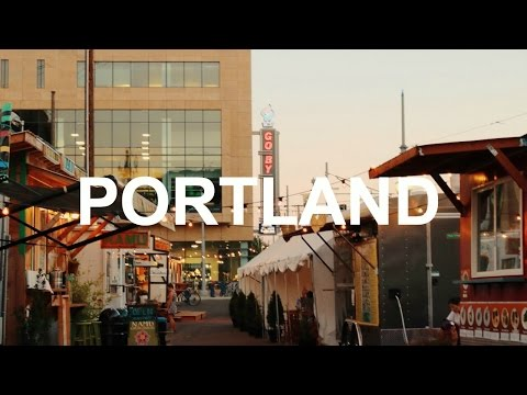 Travel Journal: Portland, Oregon