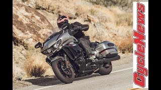 2018 Yamaha Star Eluder First Test - Cycle News