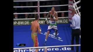Robin (Haxhi) Krasniqi vs Dariusz Sek 2014