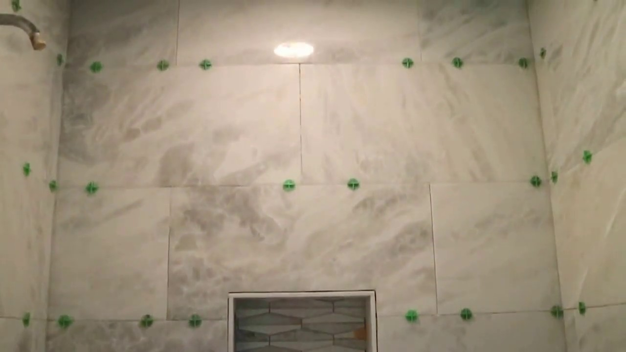 12x24 Tile Shower Marble Shower 12x24 By Tile Man Mike