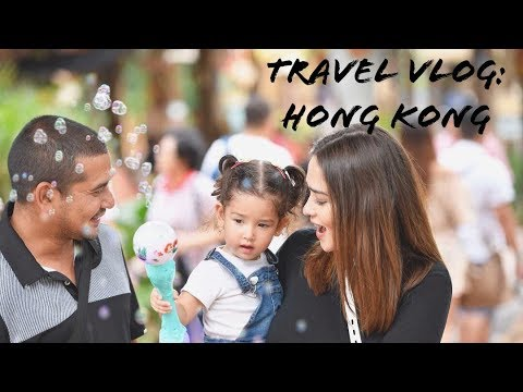 Our Hong Kong Trip!