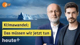 So rechnet Harald Lesch mit den Groko-Klimaverhandlungen ab | Harald Lesch im heute+ Livestream