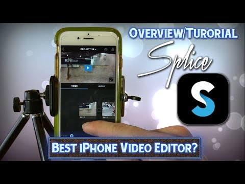 Splice - Overview & Tutorial - iPhone Video Editor