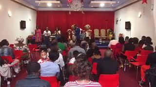 LES TRACES DU MENU BÉTAIL avec Bishop papy Nkumu